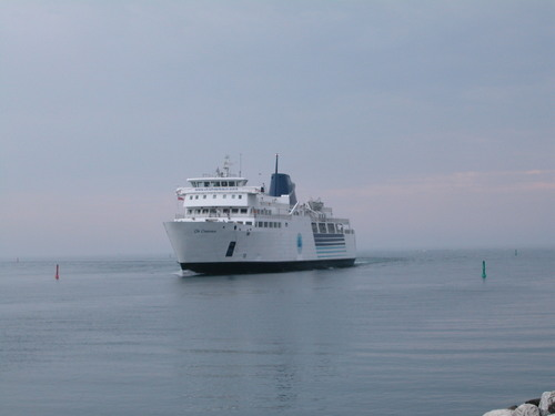 Chi-Cheemaun Ferry